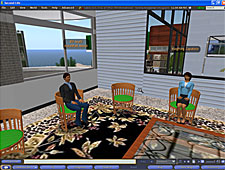 "secondlife Avatar Diet: Being thin in ""second life"" can make you thin in your first?"